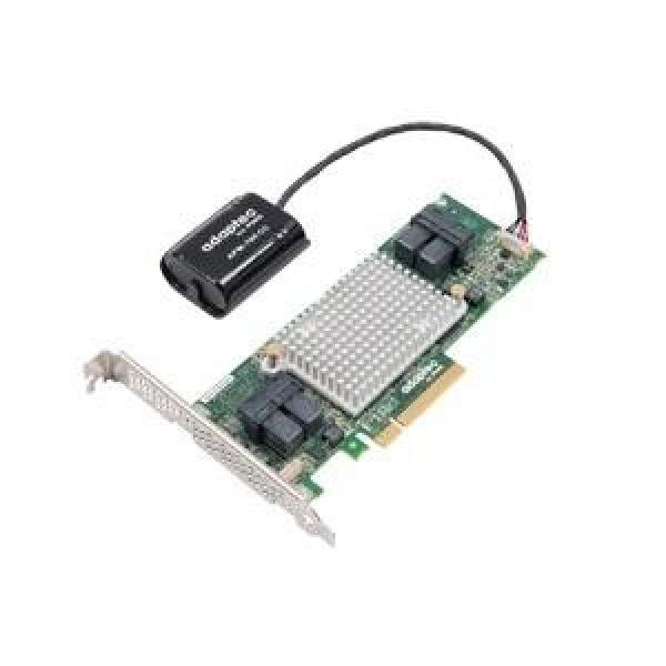 Adaptec 81605ZQ SATA/SAS Controller 12GB/S Pcie Gen3 Raid (2281600-R)