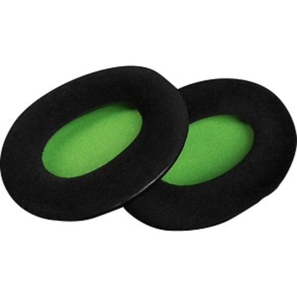 Kingston Velour Ear Cups Blackgreen (HXS-HSEP3)