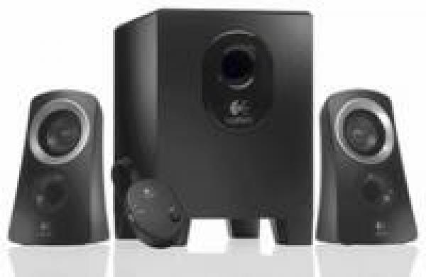Logitech Z313 Speakers 2.1 (980-000414)