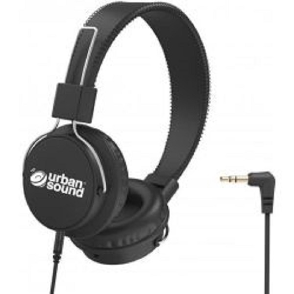 Verbatim Urban Sound Volume - Kids - Black Headphone (65530)