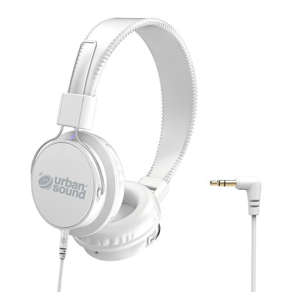 Verbatim Urban Sound Volume - Kids - White Headphone (65531)