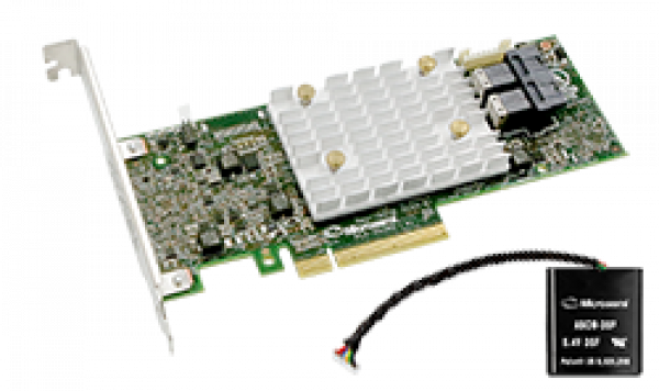Adaptec 3152-8I Single SATA-SAS Controller (2290200-R)
