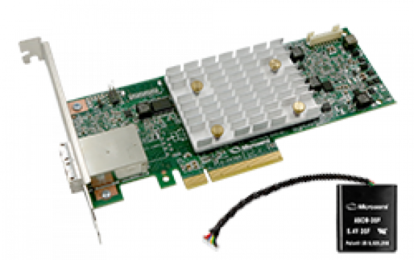 Adaptec 3154-8E Single SATA-SAS Controller (2290800-R)