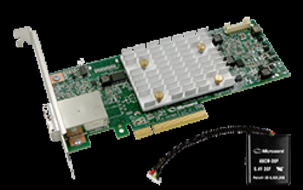 Adaptec 3154-8E Single SATA-SAS Controller (2290800-R)