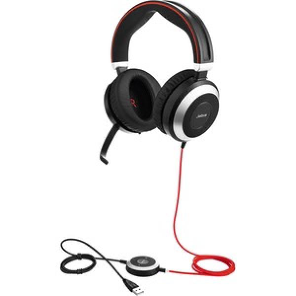 Jabra Evolve 80 Ms Stereo USB-C (7899-823-189)