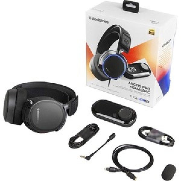 Steelseries Arctis Pro + GameDAC Gaming Headset (61453)