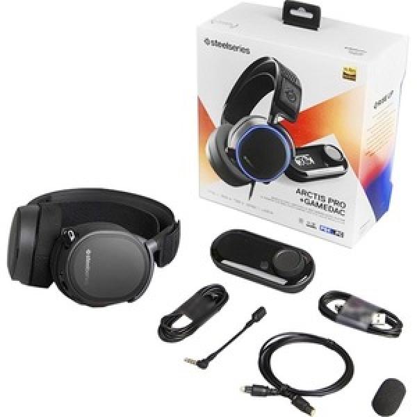 Steelseries Arctis Pro + GameDAC Gaming Headset (61453)
