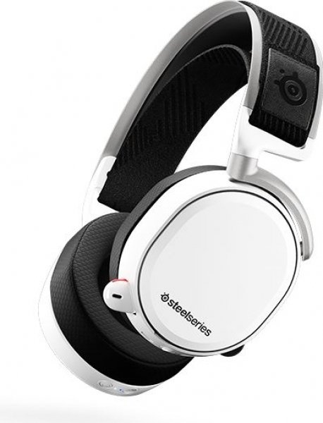 Steelseries Arctis Pro Wireless White (61474)