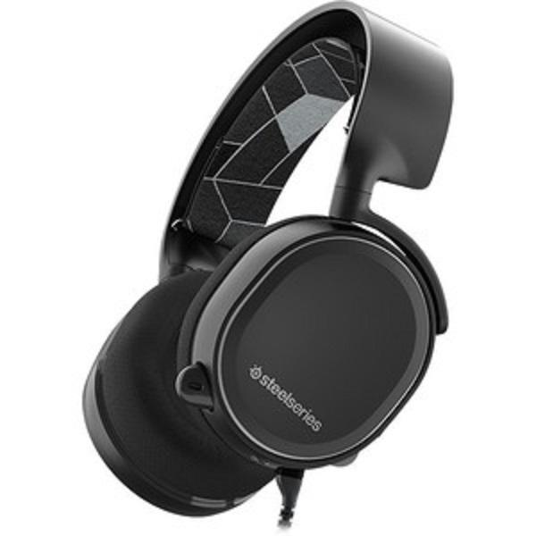 Steelseries Arctis 3 Refresh Black (61503)