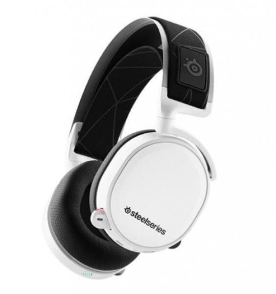 Steelseries Arctis 7 Refresh White Headset (61508)