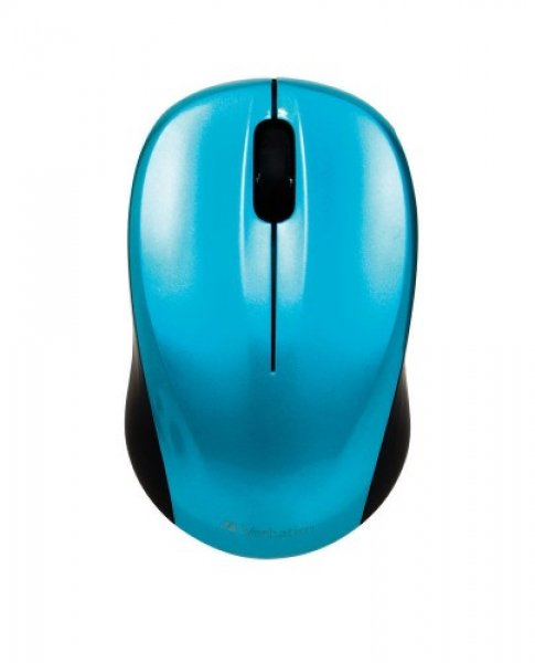 Verbatim Go Nano Blue Mouse Wireless Optical (49044)