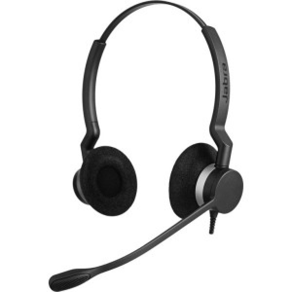 JABRA BIZ 2300 QD Duo Noise Canceling Headseat 2309-820-105