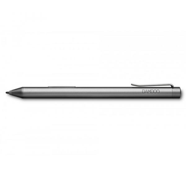 Wacom Bamboo Ink 2nd Gen Gray Stylus (CS-323A/G0-C)