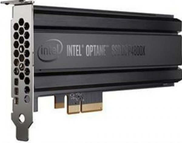 Intel Dc P4800X Pcie Nvme SSD HHHl AIc 750GB 2400/2000 MB/S 550K/500K I (SSDPED1K750GA01)