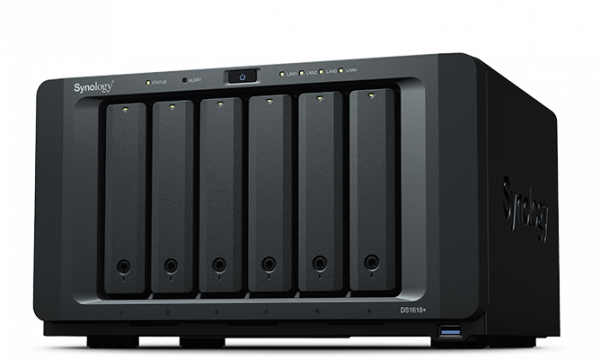 Synology Diskstation 6-Bbay 3.5