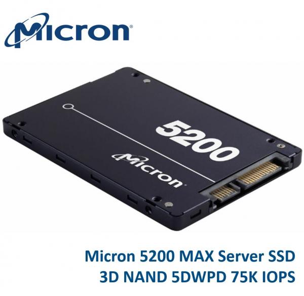 Micron Crucial 5200 Max 480GB 2.5