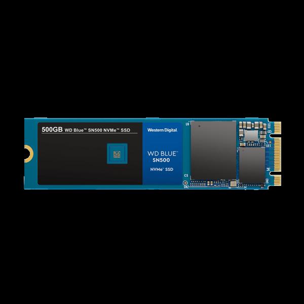 Western Digital Blue SN500 500GB Nvme M.2 2280 SSD Drives (WDS500G1B0C)
