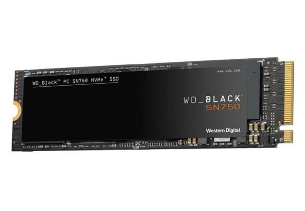 Western Digital Black SN750 1TB NVME M.2 (2280) Pcie 3x4 3D Nand SSD Drives (WDS100T3X0C)