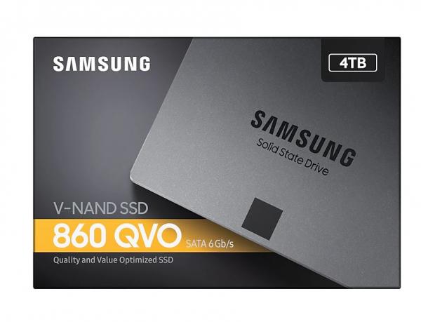 Samsung 860 Qvo 4tbv-nand 2.5