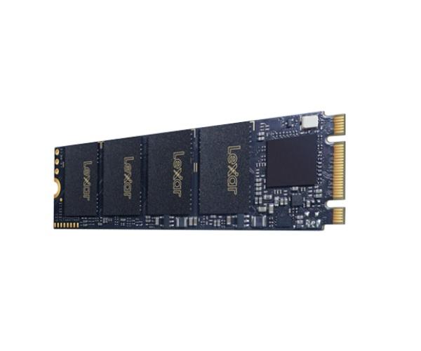 Lexar NM500 256GB M.2 (2280) NVME Pcie SSD - 1650MB Read/950MB Write Drives (LNM500-256RB)