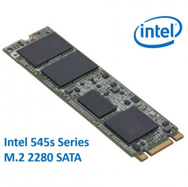 Intel 545S Series M.2 2280 256GB SSD Sata3 6GB/S 550/500MB/S Tcl 3D Nan (SSDSCKKW256G8X1)