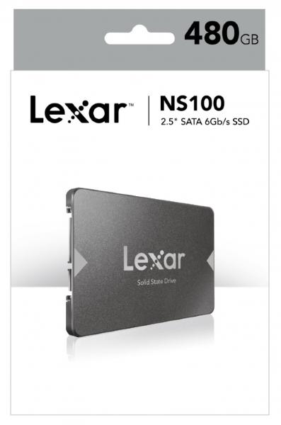 Lexar NS100 480GB 2.5