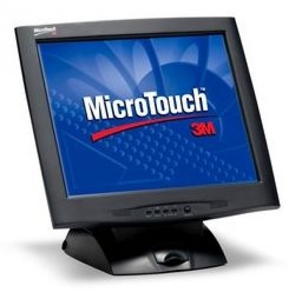 3m M1700ss Lcd Touchscreen Serial / 17