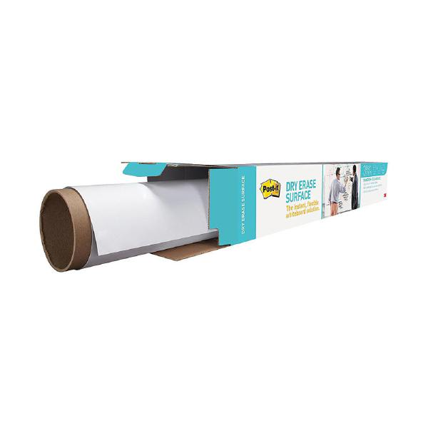 3m Post-it Dry Erase Surface 2400mm X 1200mm (70005292175)