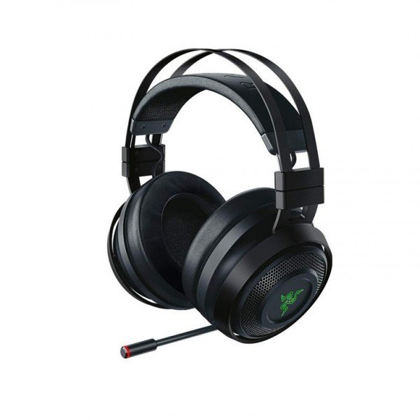 Razer Nari Ultimate - Wireless Gaming Headset With Hypersense Technolog (RZ04-02670100)