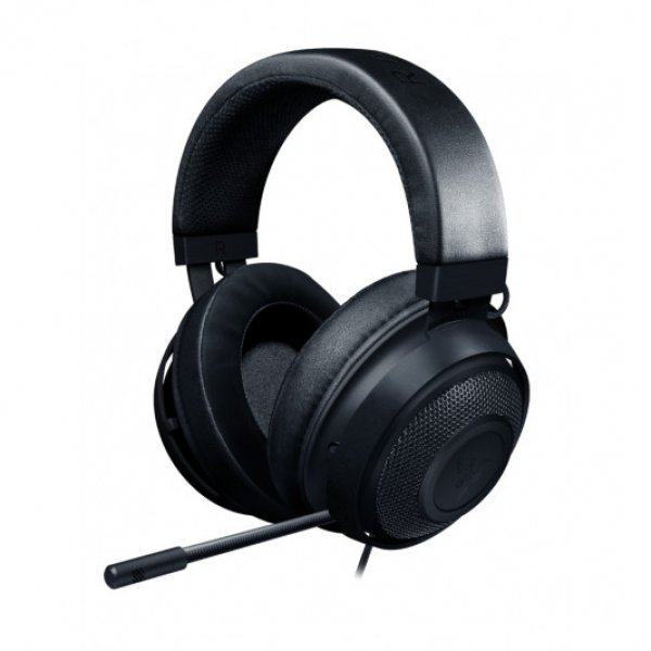 Razer Kraken - Multi-platform Wired Gaming Headset - Black - Frml Packa (RZ04-02830100)