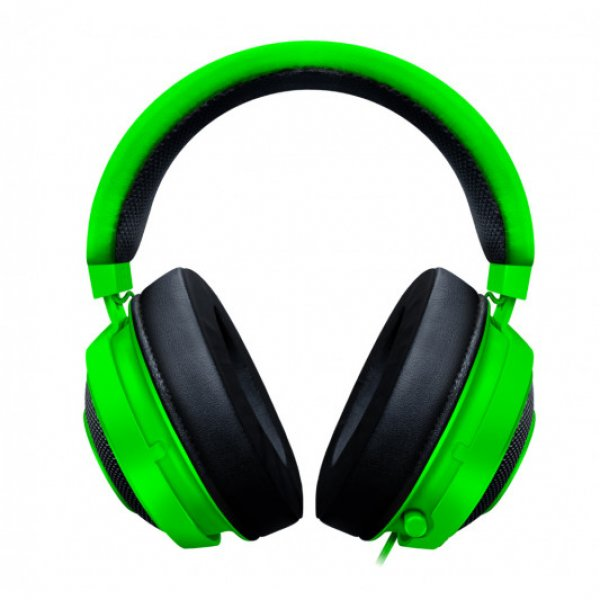 Razer Kraken - Multi-platform Wired Gaming Headset - Green - Frml Packa (RZ04-02830200)