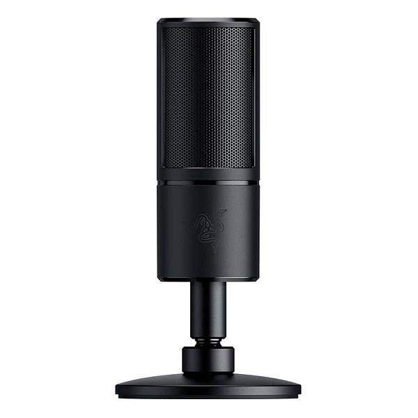 Razer Seiren X - Desktop Cardioid Condenser Microphone - Frml Packaging (RZ19-02290100-R3M1)