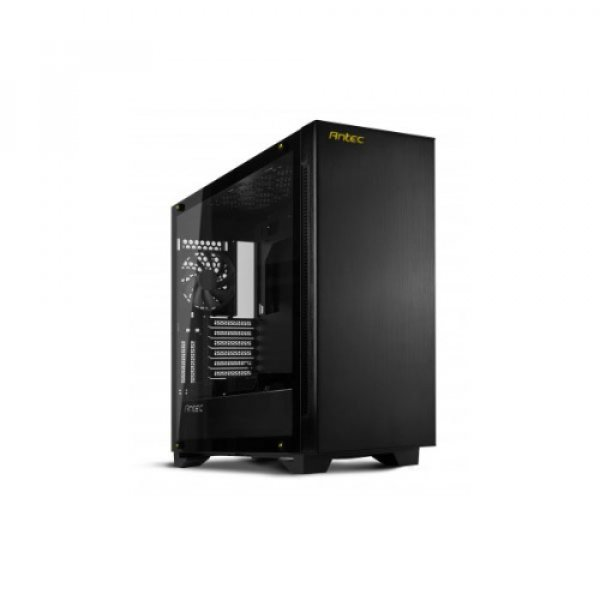Antec Performance Atx Mid-tower Case Tempered Glass Side Rgb Logo. Two  (P110 Luce)