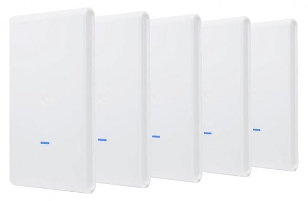 Ubiquiti Unifi Ap Ac Mesh Pro 802.11ac Dual Radio Indoor/outdoor Access Po (UAP-AC-M-PRO-5)