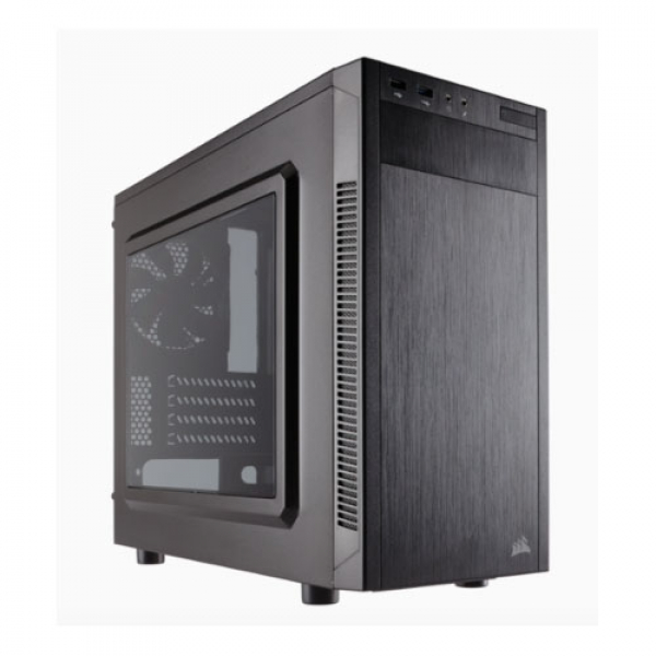 Corsair 88r Matx Mid-tower Case Usb3.0+2.0 1x12cm Fan (CC-9011086-WW)