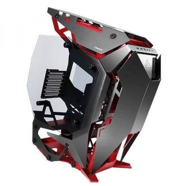 Antec Torque Black Red Open Frame Case E-atx Atx Micro-atx Itx. Tempere (TORQUE)