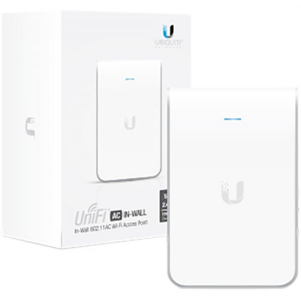 Ubiquiti Unifi 802.11ac In-wall Pro Access Point With Ethernet Port (UAP-AC-IW-PRO)