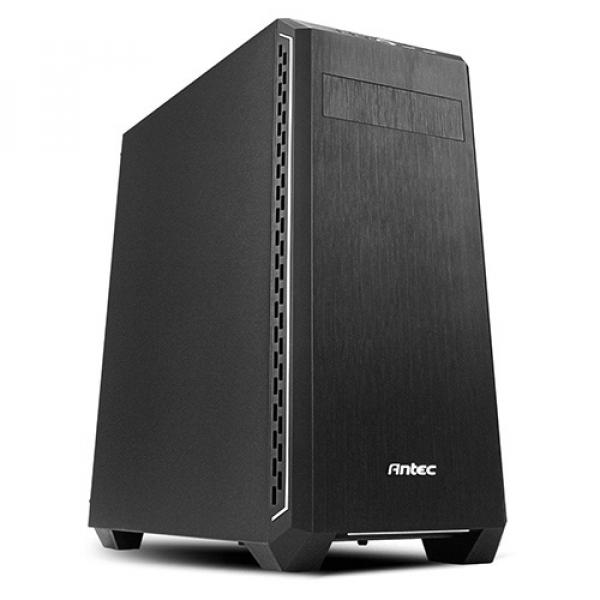 Antec With Sound Dampening Atx Case. External 5.25