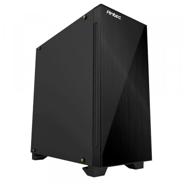Antec Performance Atx Mid-tower Computer Case Led Light-up Logo Sound D (P110 Silent)