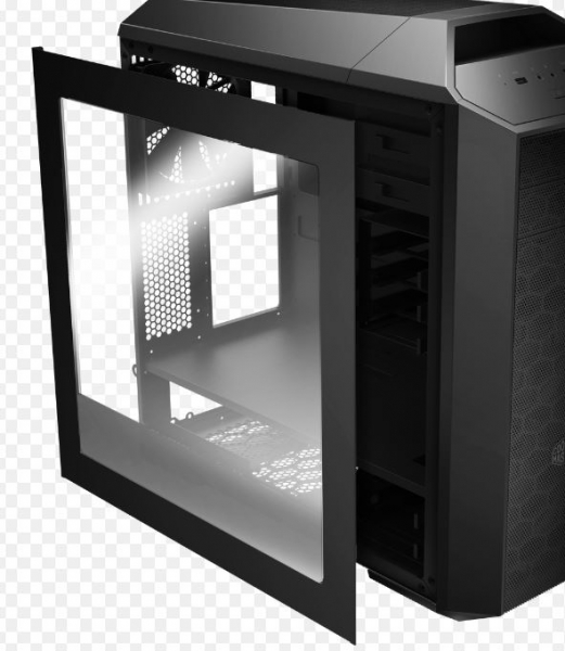 Coolermaster Coolermaster Mastercase 5 Window Side Panel Upgrade Kit (ls Windo (MCA-0005-KWN00-PR)