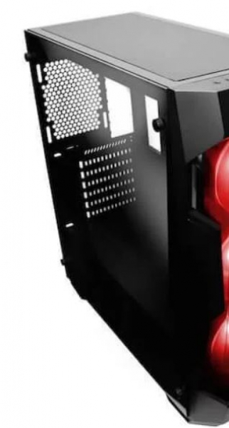 Antec Df500 Rgb Tempered Glass Side Panel Only (DF500-RGB-SP)