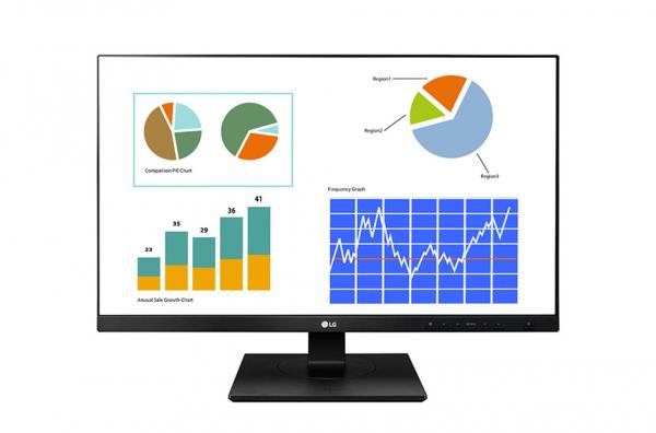 LG 24 Borderless IPS Monitor (24BK750Y-B)