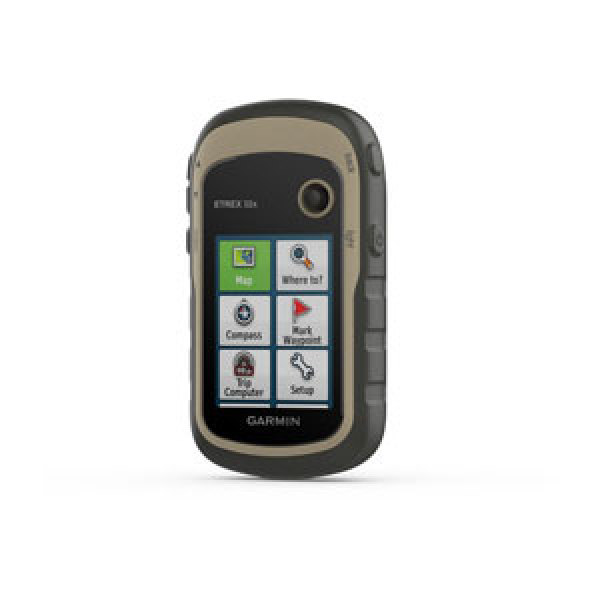 GARMIN Etrex 32x Rugged Handheld GPS with Compass and Barometric Altimeter (010-02257-02)