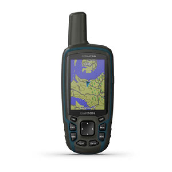 GARMIN GPSMAP 64X (010-02258-02)