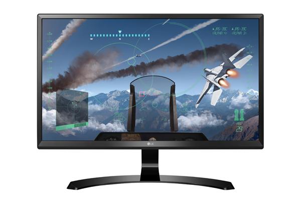 LG 24 Flat IPS Monitor IPS-LED 4k-UHD (24UD58-B)