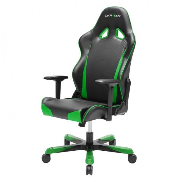 Dxracer Tank Ts29 Gaming Chair  Black & Green (OH/TS29/NE)