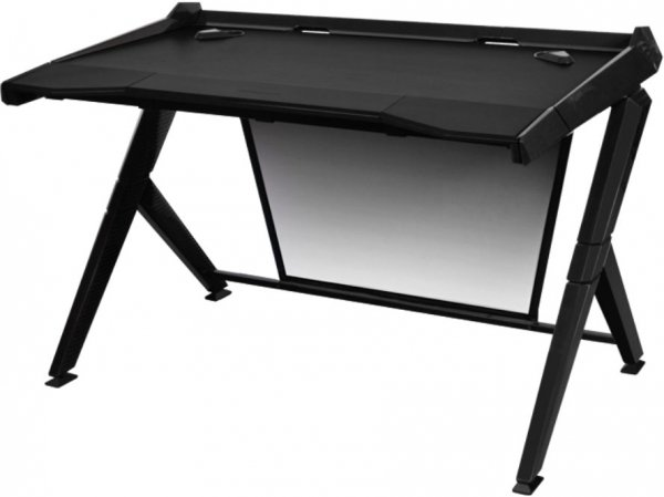 Dxracer 1000 Series Gaming Desk - Black (GD/1000/N)