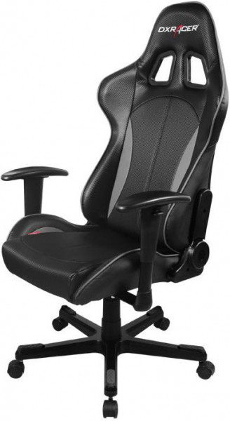 Dxracer Formula Fl57 Gaming Chair - Sparco Style Neck/lumbar Support Blac (OH/FL57/NG)