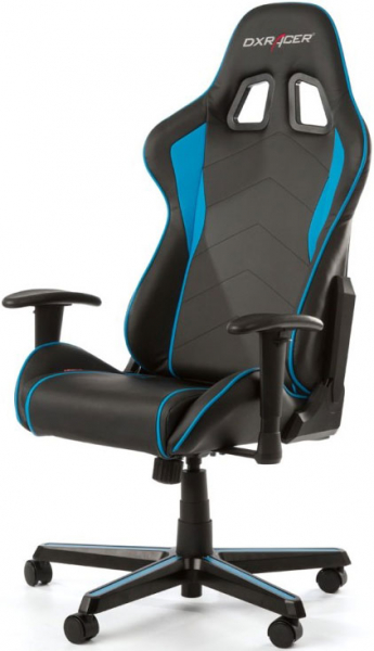 Dxracer Formula Fl08 Gaming Chair - Sparco Style Neck/lumbar Support Blac (OH/FL08/NB)