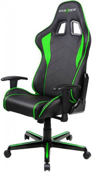 Dxracer Formula Fl08 Gaming Chair - Sparco Style Neck/lumbar Support Blac (OH/FL08/NE)